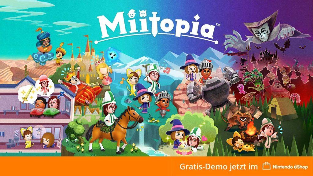 miitopia gratis demo