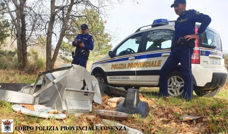 Corpo Polizia Provinciale Cosenza