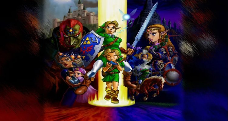 The Legend of Zelda Ocarina by Time E Majora's Mask Su Switch, Unleashed C Credit - Multiplayer