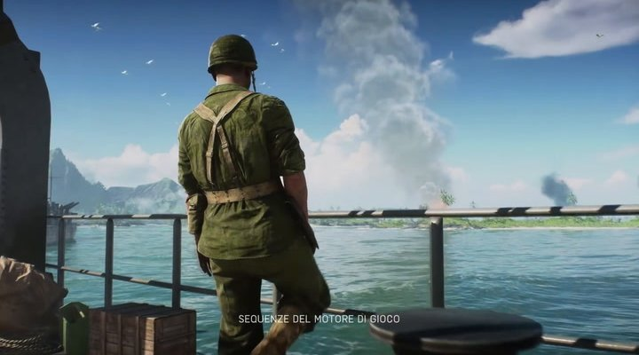 Laura Mail - Nert 4. Life said that Battlefield 6 will only have possible moments in the Dice series