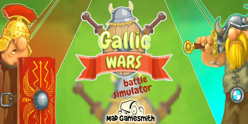 Gaelic Wars: Battle Simulator - Switch - ntower