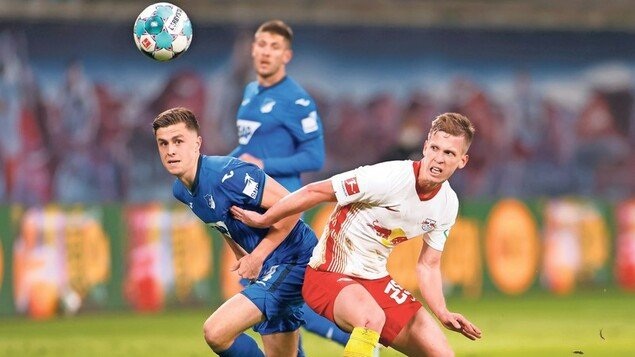 A consolation (going): R.P. Leipzig 0-0 against Hoffenheim - Game