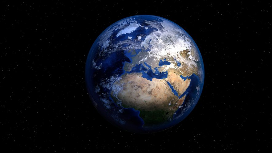 At the same time fascinating and tragic - Google Earth offers 40 years of rapid evolution of the world