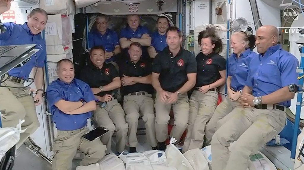"""Being captain """"This is not a joke"""", astronaut Jean-Franசois Clairvoy promises"""