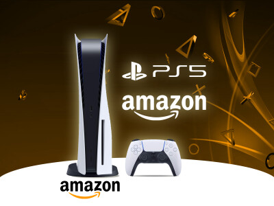 Buy the PlayStation 5 from Amazon