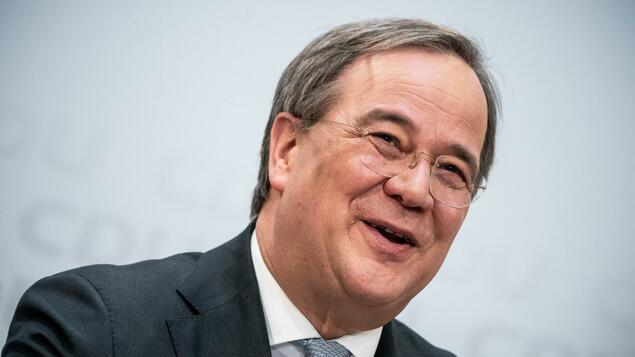 CDU federal executive decides: Lacet president - to become union candidate for politics