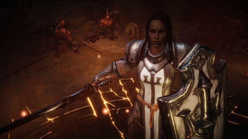 Diablo Immortal goes on a banned alpha-speaker statement