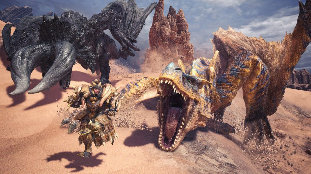 Does Monster Hunter World oppose Cross Play and Save Sony? Everything is a lie