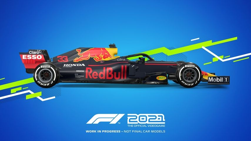 Electronic Arts and Codemasters Announce F1 2021 - News