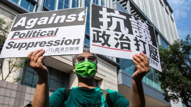 For participating in the protests: Hong Kong Democrat activists found guilty by court - Politics