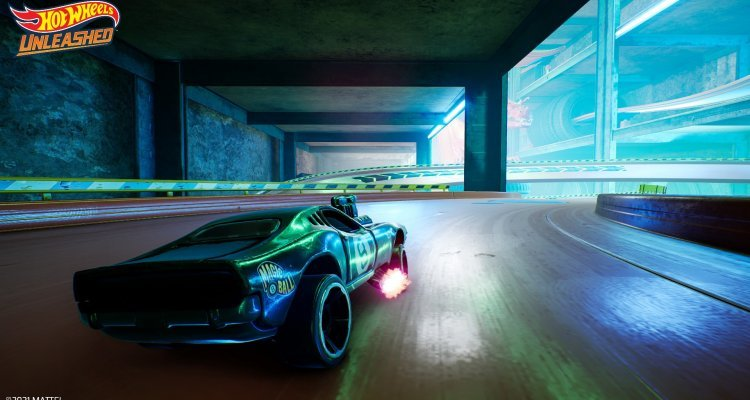 Hot Wheels Unleashed, First Pictures and Mileage Requirements for Milestone Racer - Nert 4. Life