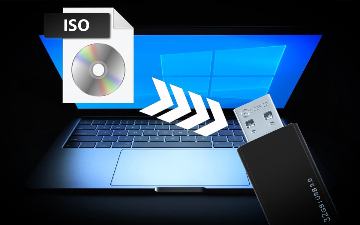 ISO USB bootable