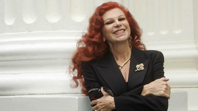 """""""La Rosa"""" dies at 81: Italian hit and Sanson singer Milva dies - Panorama - Community"""