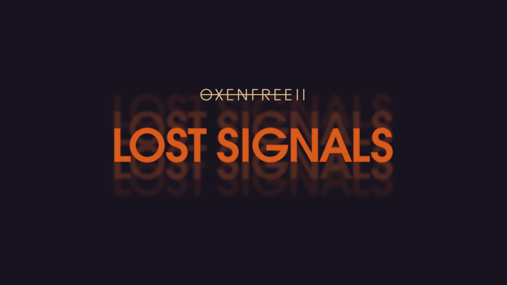 Lost Signals Revealed for Nintendo Switch Nintendo Connection