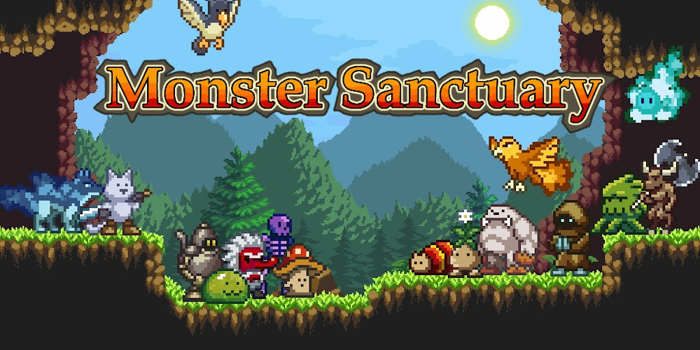 Monster Sanctuary - Switch - ntower