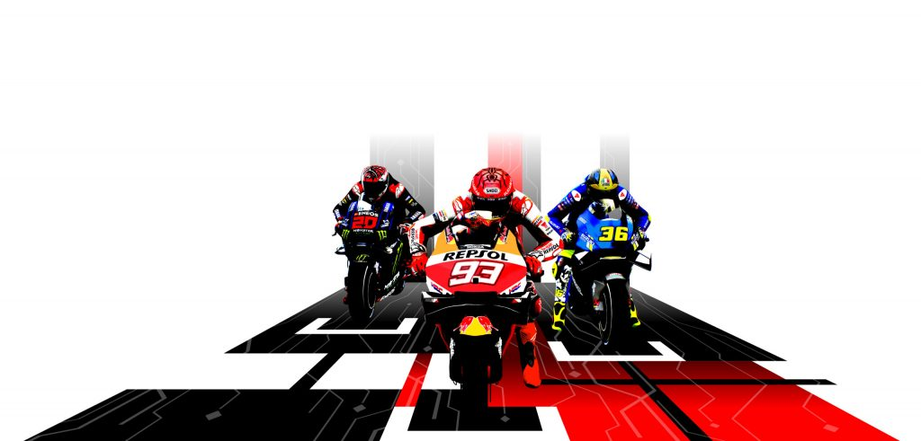 MotoGP21 is now available with the Nintendo Connect