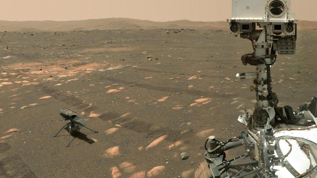NASA postpones helicopter flight to Mars