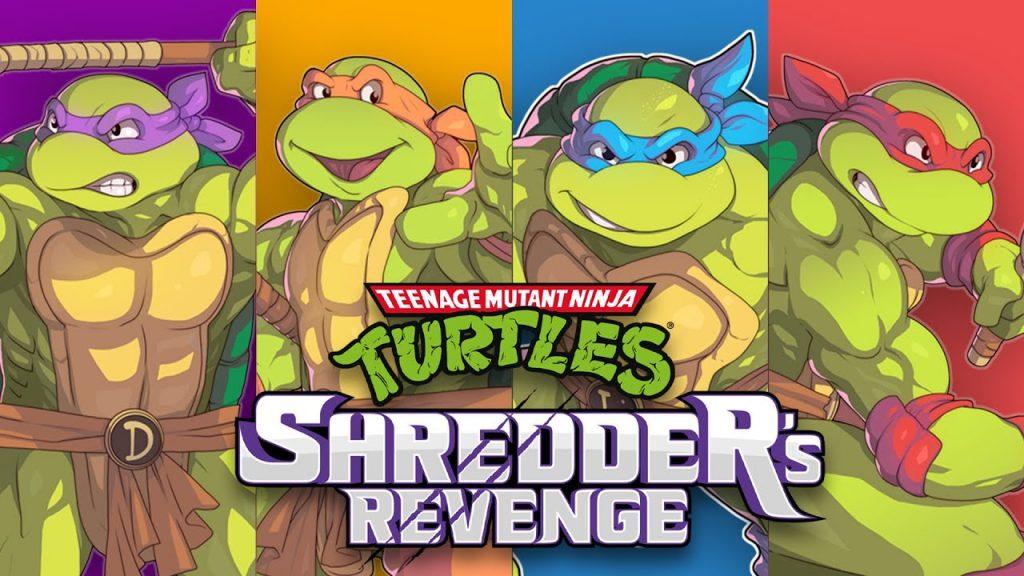 Nintendo Switch • Shredders Revenge on Nintendo Connect