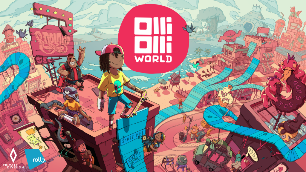 Olly Olly World was announced by the private sector and Roll 7 • Nintendo Connect