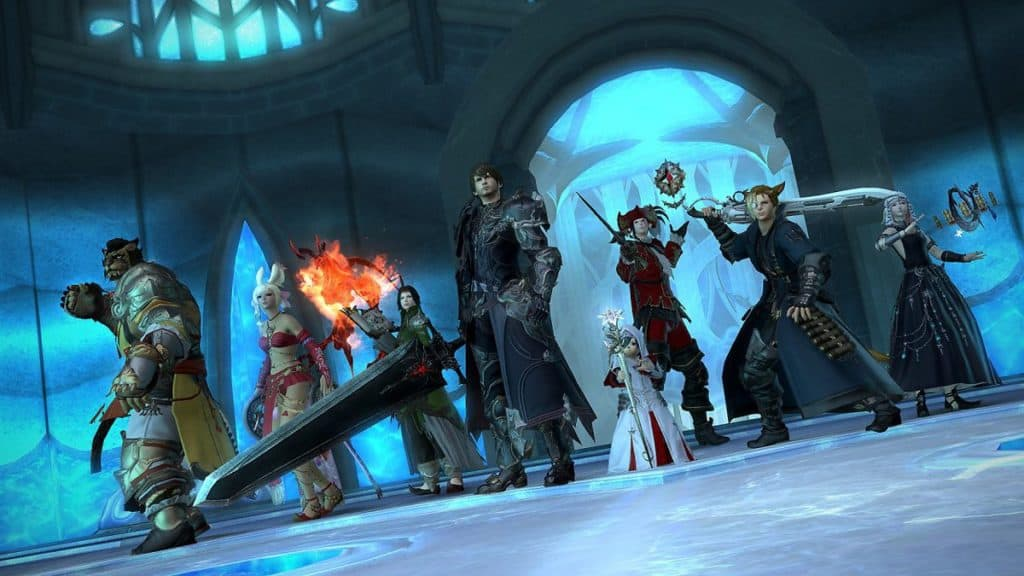 La version complète de Final Fantasy XIV sur PS5 sera disponible directement après la bêta ouverte.