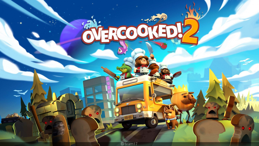 Over Cook 2 on Nintendo Switch for free for a limited time!