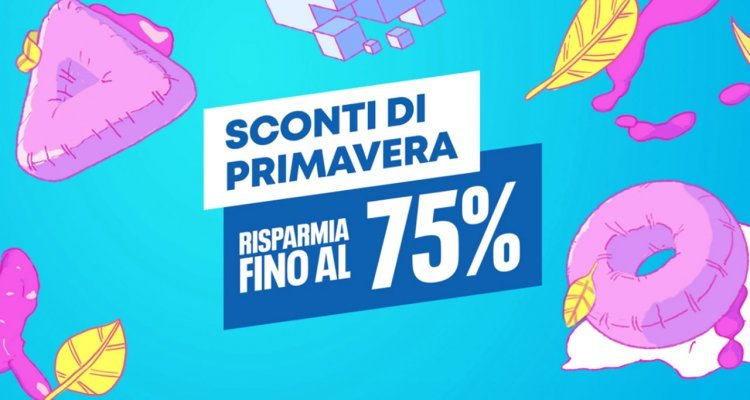 PlayStation Store, PS4 Games for less than 5 Euros with Spring Discount - Nerdu 4. Life