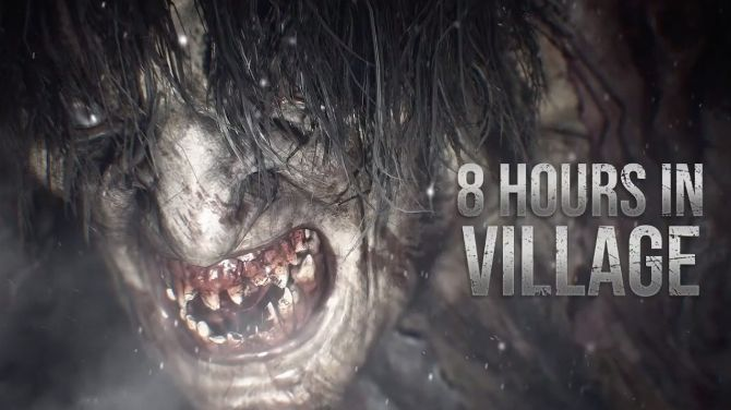 Resident Evil Village Demo for all dates, PS4-PS5 priority