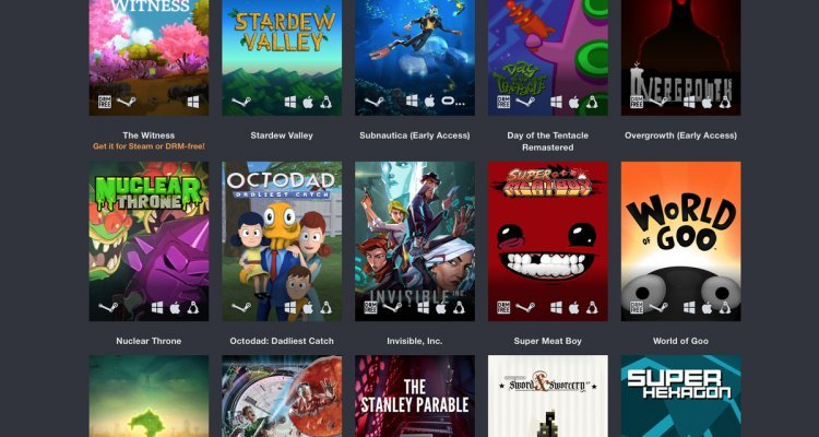 Restricts money to be given to charities to provide humble bundle publishers - Nerd4.life