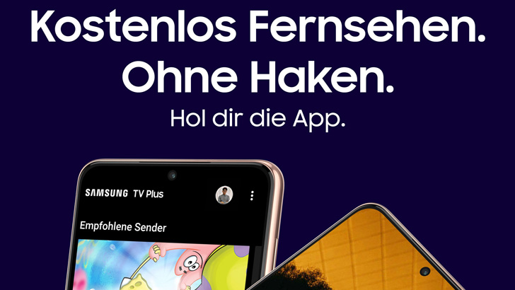 Samsung expands TV Plus to its smartphones and tablets - Samsung Newsroom Germany