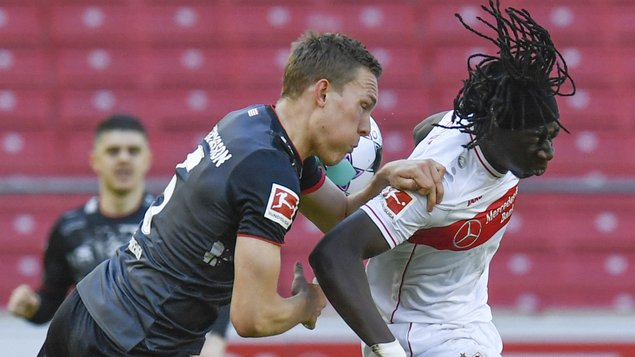 Short 1-0 win over Werter Bremen: VFP Stuttgart watch Europe - Sport