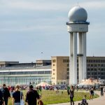 """""""Sleeping Beauty"""" with German Museum of Technology: Berlin FDP wants to re-rent hangars at the former Templehof Airport in Berlin."""
