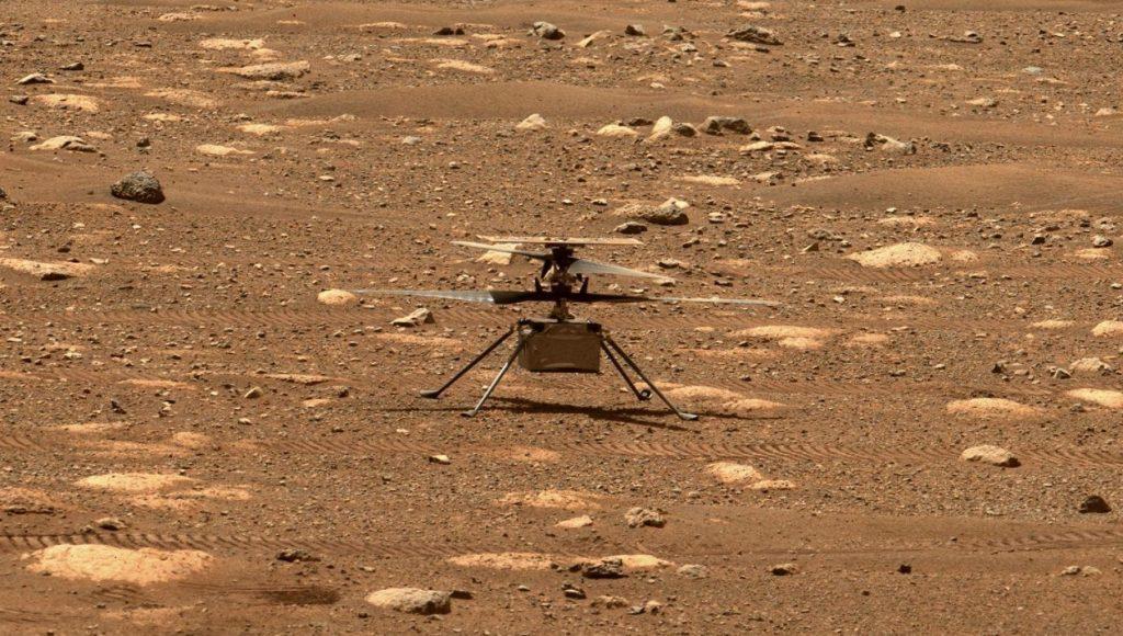 Space, ingenuity did not go to Mars. NASA postpones historic flight