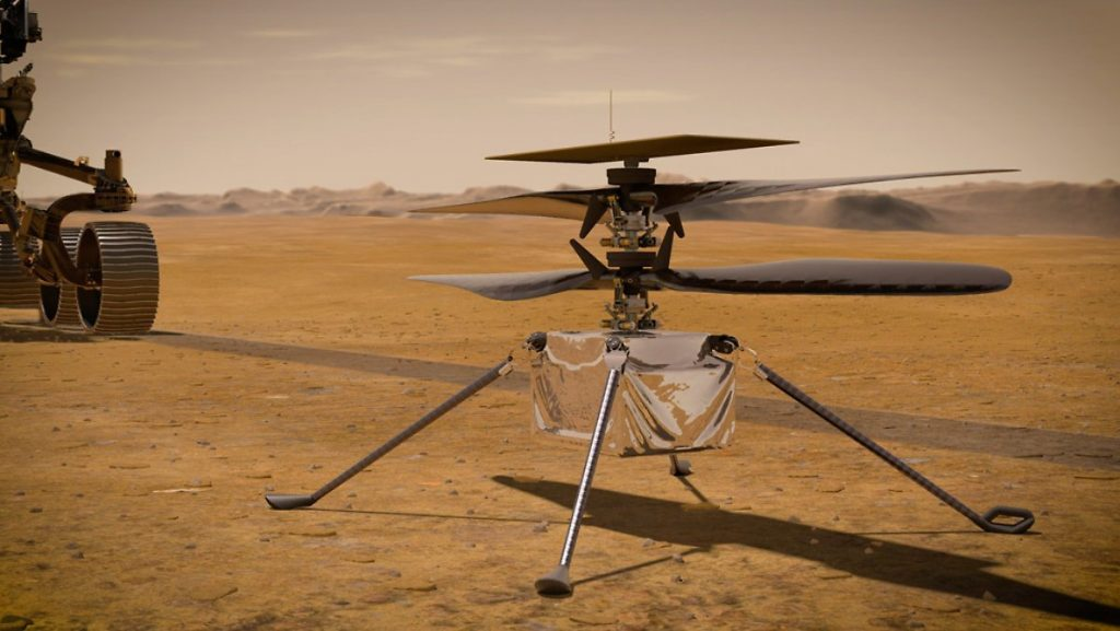 Technical issues: NASA postpones helicopter flight to Mars