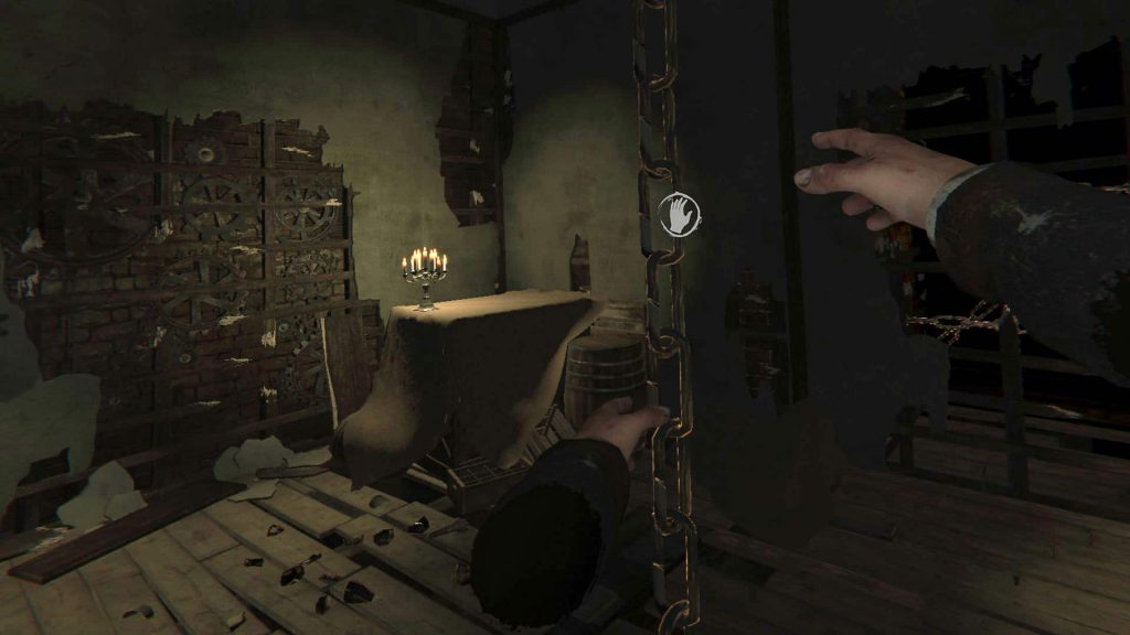 The Blueper team presents a creepy live-action trailer to introduce the Layers of Fear VR for the PlayStation VR