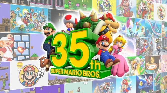 The developer explains why Nintendo stops selling Super Mario 35 games
