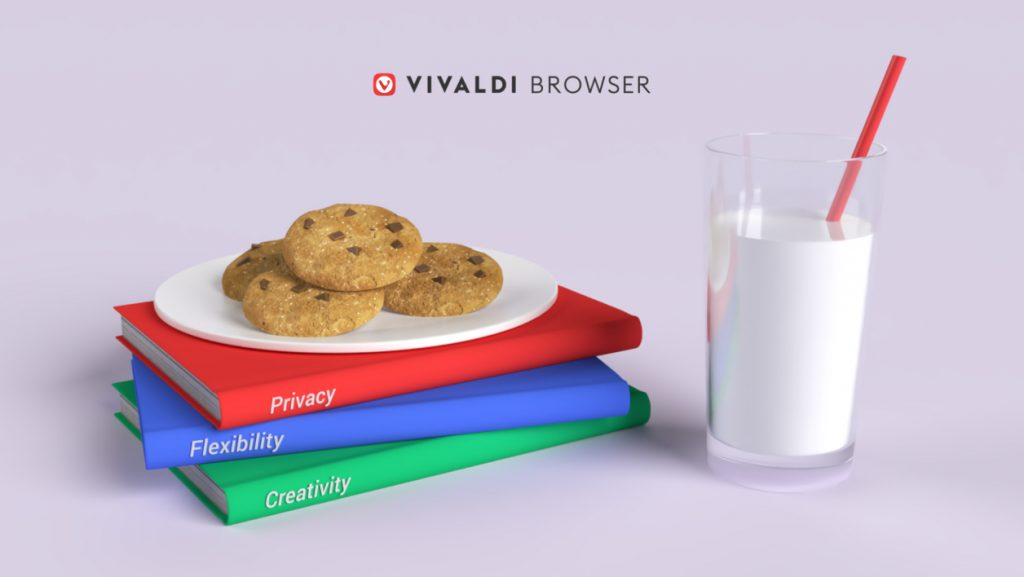 Vivaldi can now block cookie banners