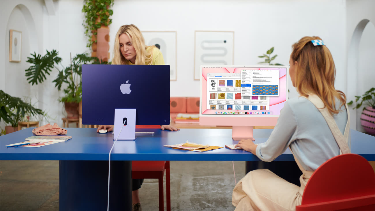 Next Why didn't Apple launch the 32-inch iMac yesterday? - Nintendo-Power