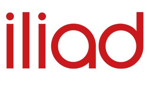 Iliad Italia logo