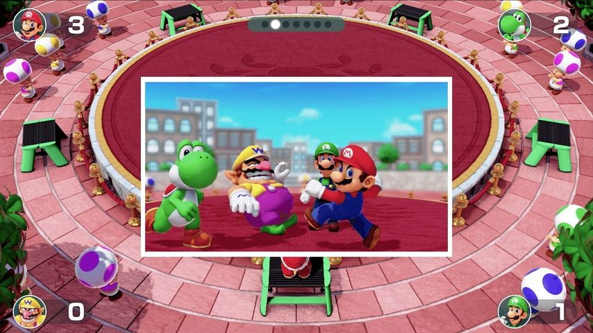Super Mario Party Welcomes True Online Mode - News