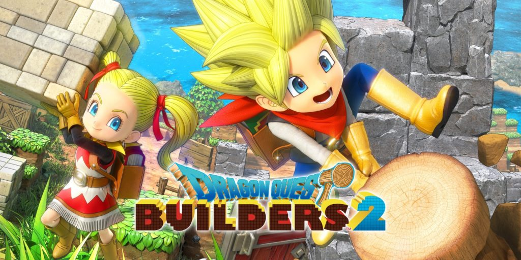 Dragon Quest Builders 2 - debuts on Xbox today