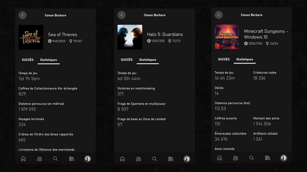 Xbox Mobile App: Statistics Available in Beta After Success! | Xbox One