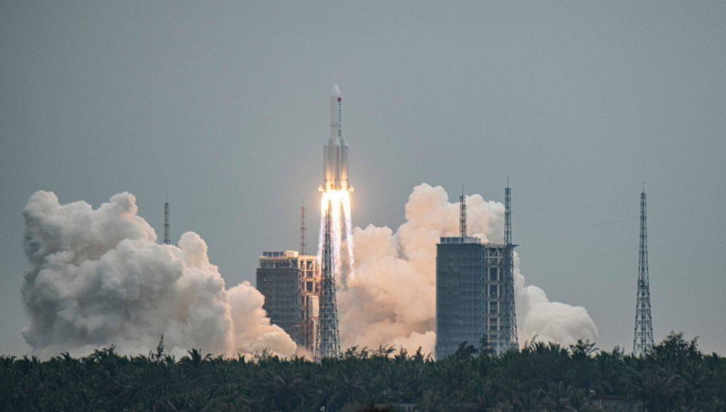 Chinese rocket in the fall, civil defense: warning in ten Italian regions