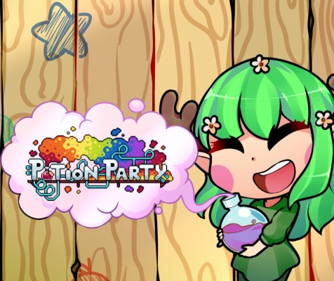 Potion Party - Switch - ntower