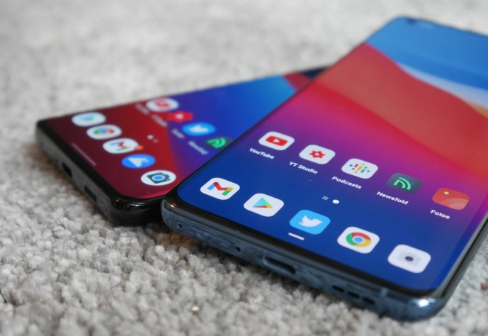 Discover Samsung Galaxy S21 Ultra Oppo X3 Pro Apps