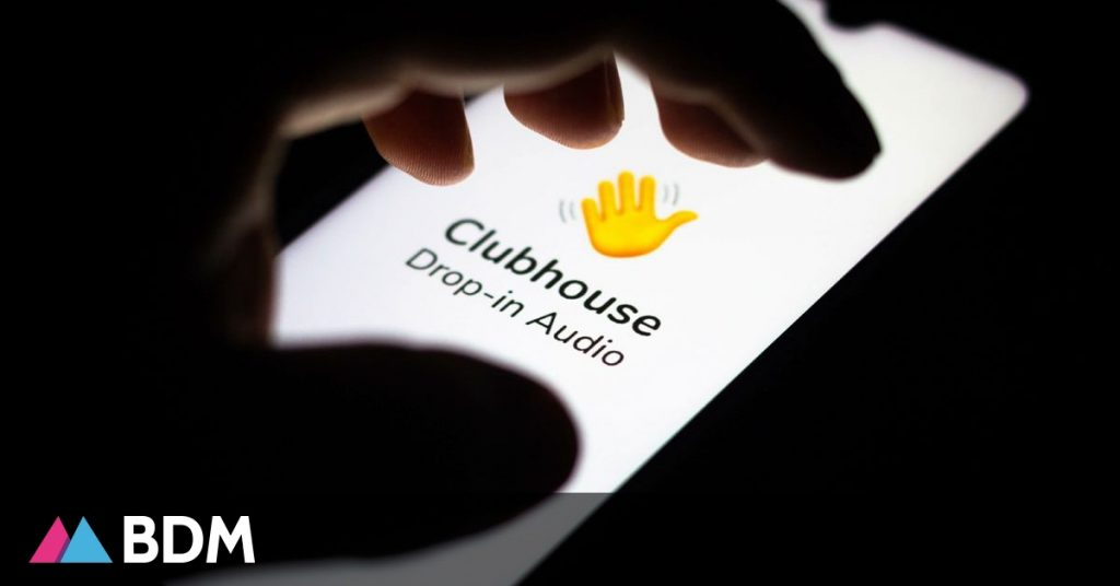 Download Clubhouse on Android: The application is available in France