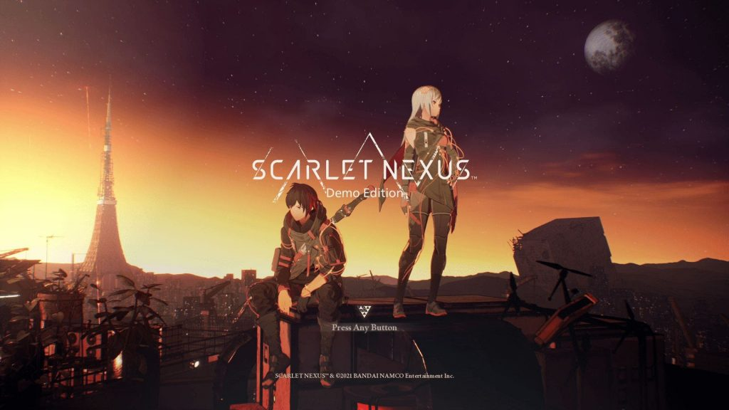 Scarlet Nexus Demo Now Xbox   Available for download on Xbox One