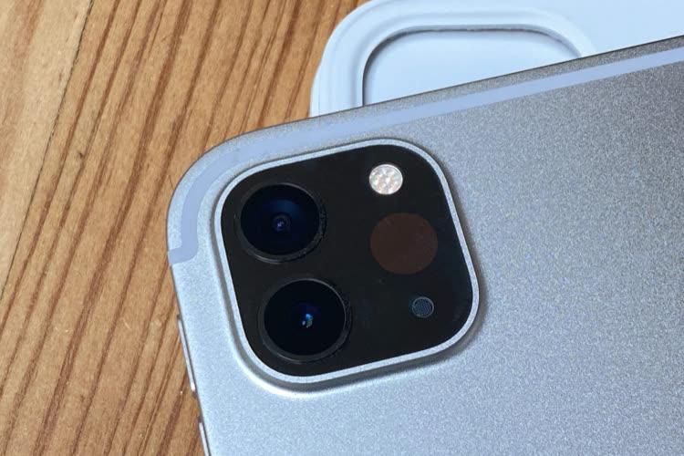 The iPod Pro 2021 includes a microscope