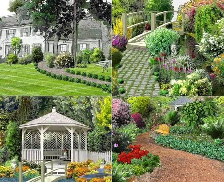 Free Landscaping Software Project-A Garden