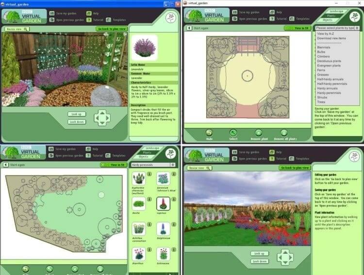 Free Outdoor Landscaping Software Virtual Garden
