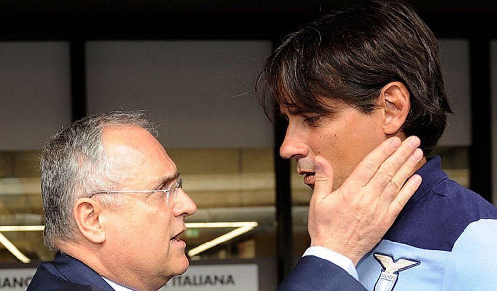 Simon Inzaki drops Lazio and Inter: signed, Lodito teases